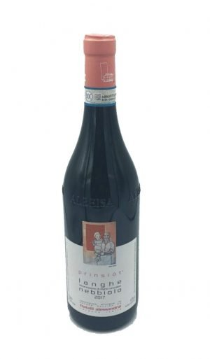 Langhe Nebbiolo Prinsiòt docg 2017 Fratelli Alessandria