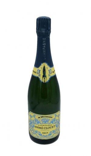 Champagne V6 Brut aoc André Clouet