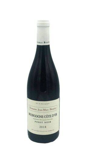 Bourgogne Pinot Noir Cote d'Or aoc 2018 Domaine Thomas Bouley